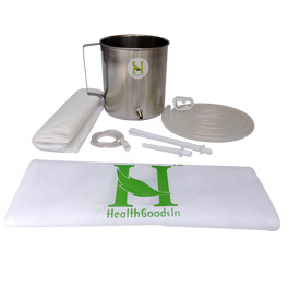 High Grade Stainless Steel Enema Kit (1.5 Quart) with Medical Grade Silicone Hose.jpg