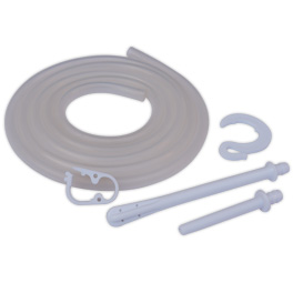 Silicone Tubing Set For 2 Quart and 1.5 Quart Stainless Steel Enema Can.jpg
