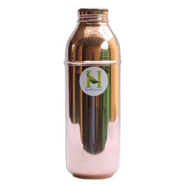 Travellers Copper Water Bottle for Ayurvedic Health Benefits.jpg